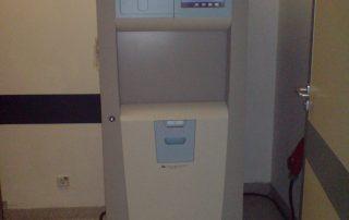 ΝΟΣ. ΚΑΛΑΜΑΤΑΣ ΚΛΙΒΑΝΟΣ ΠΛΑΣΜΑΤΟΣ H2O2 / KALAMATA HOSPITAL PLASMA OVEN H2O2